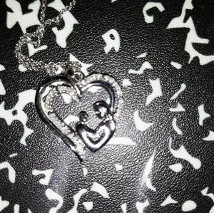 Zales Mother Child Necklace
